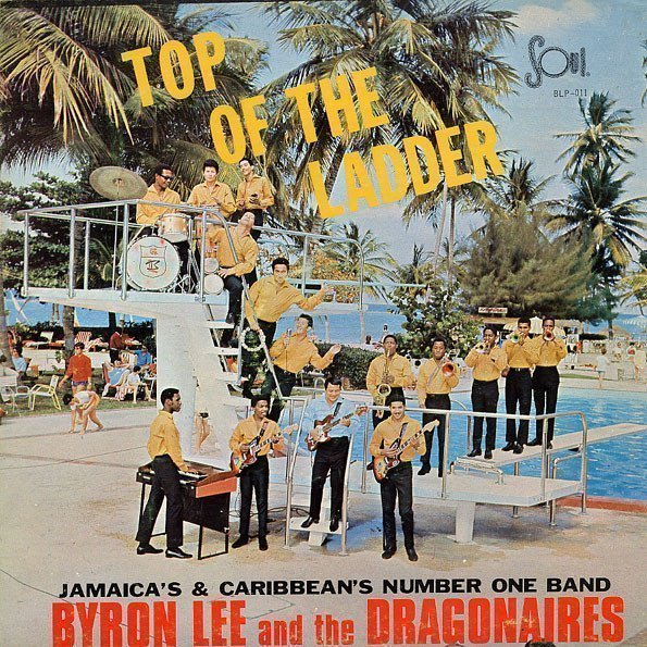 Byron  The Dragonaires - Top Of The Ladder