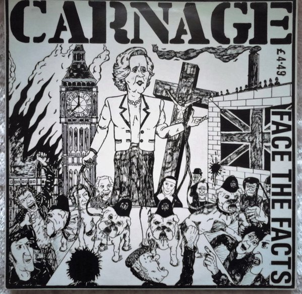 Carnage - Face The Facts