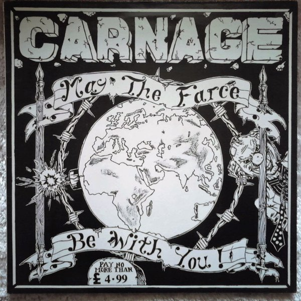 Carnage - May The Farce Be With You !