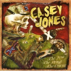 Casey Jones - The Few, The Proud, The Crucial
