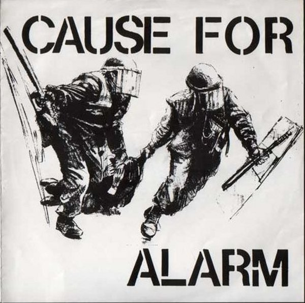 Cause For Alarm - Cause For Alarm