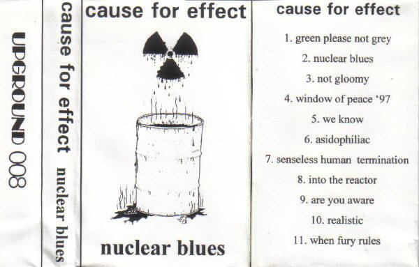 Cause For Effect - Nuclear Blues