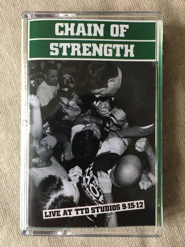 Chain Of Strength - LIVE AT TTD STUDIOS 9-15-12