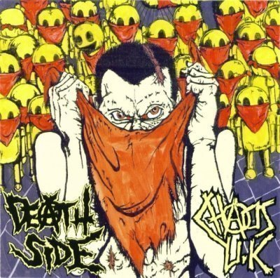 Chaos UK - Death Side / Chaos UK