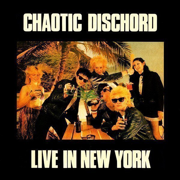 Chaotic Dischord - Live In New York