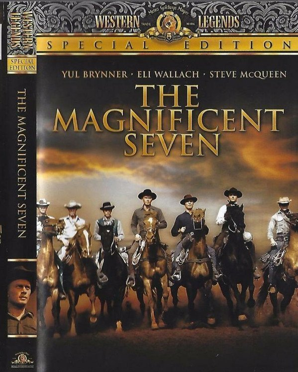 Charles Bronson - The Magnificent Seven