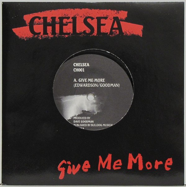 Chelsea - Give Me More