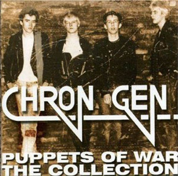 Chron Gen - Puppets Of War - The Collection
