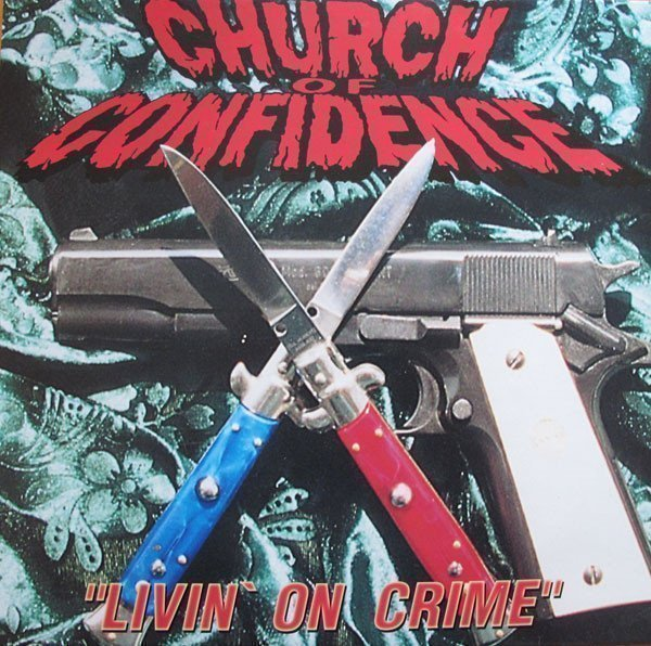 Church Of Confidence - Livin