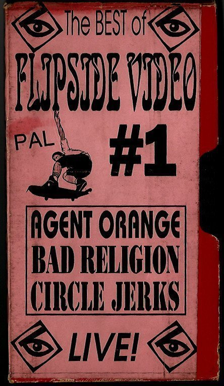 Circle Jerks - The Best Of Flipside Video #1