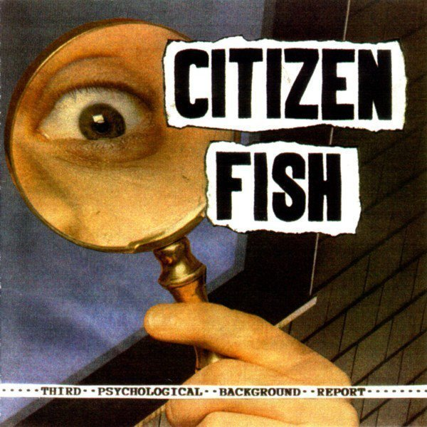 Citizen Fish - Third Psychological Background Report