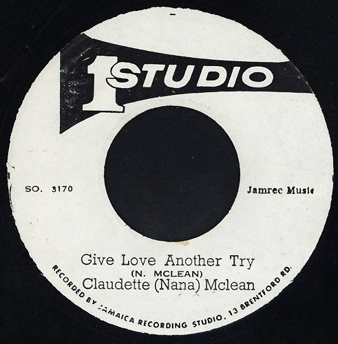 Claudette Mcclean - Give Love Another Try