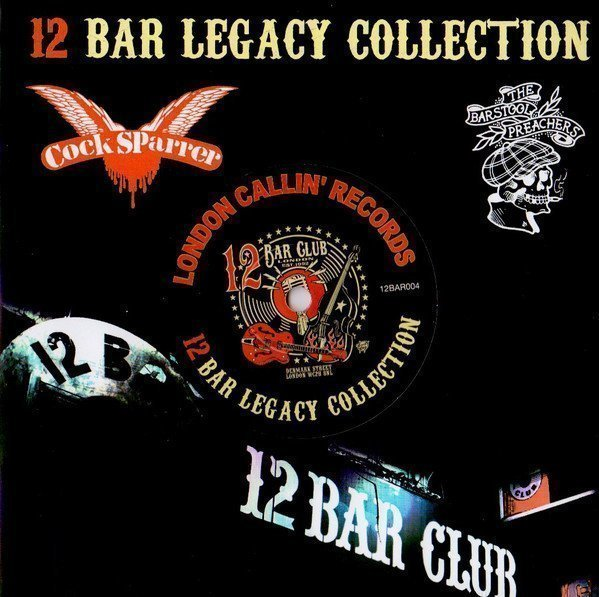 Cock Sparrer - 12 Bar Legacy Collection