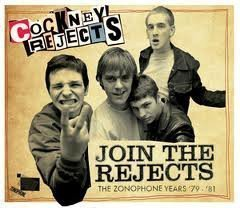 Cockney Rejects - Join The Rejects The Zonophone Years