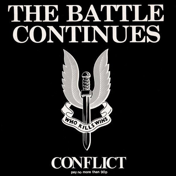 Conflict - The Battle Continues