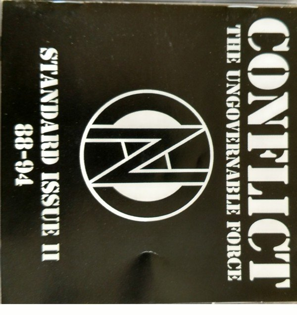 Conflict - The Ungovernable Force Standard Issue 2 88-94