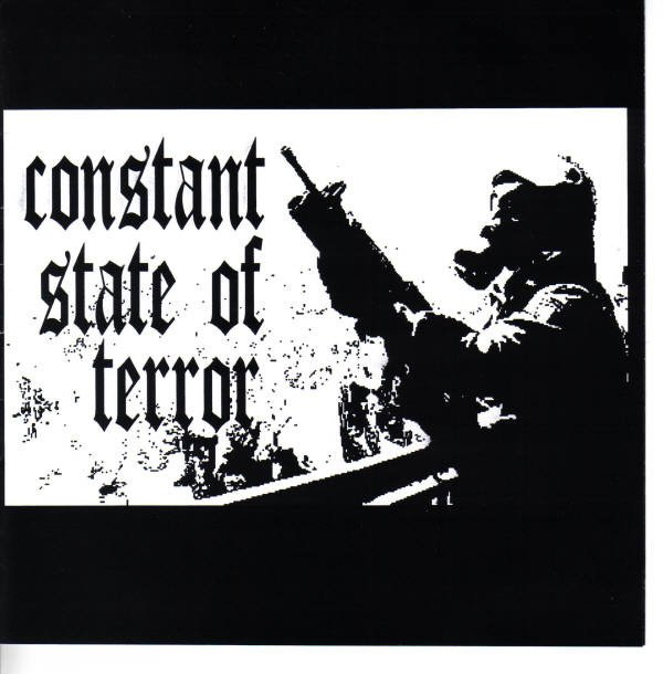 Constant State Of Terror - Constant State Of Terror