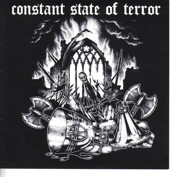 Constant State Of Terror - Liberation