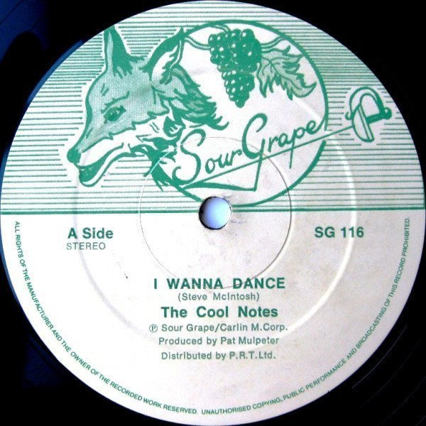Coolnotes - I Wanna Dance / Blown It