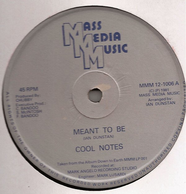 Coolnotes - Meant To Be