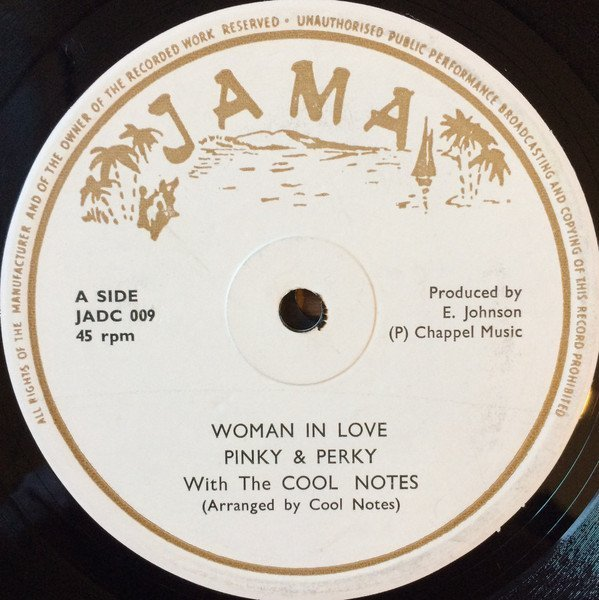 Coolnotes - Woman In Love