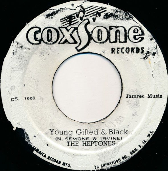 Coxsone Dodd  King Stitt - Young Gifted & Black / Reality