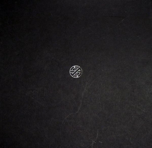 Crass - Christ - The Album / Well Forked - But Not Dead