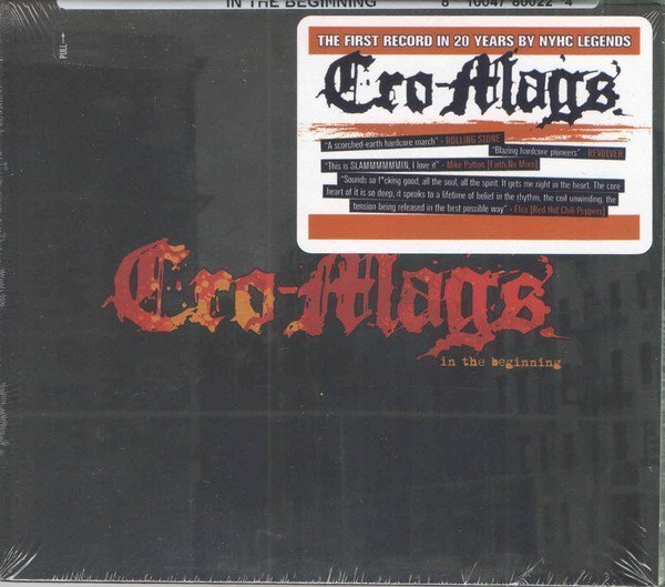 Cro mags - In The Beginning