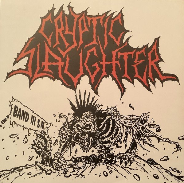 Cryptic Slaughter - Band In S.M.