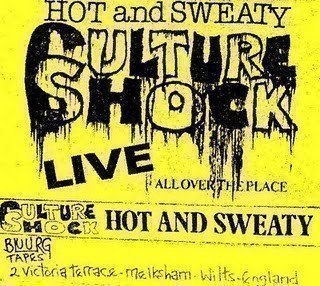 Culture Shock - Hot And Sweaty Live - All Over The Place