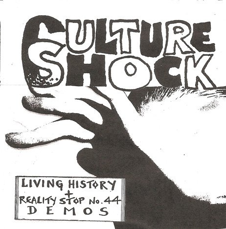 Culture Shock - Living History + Reality Stop No. 44 Demos