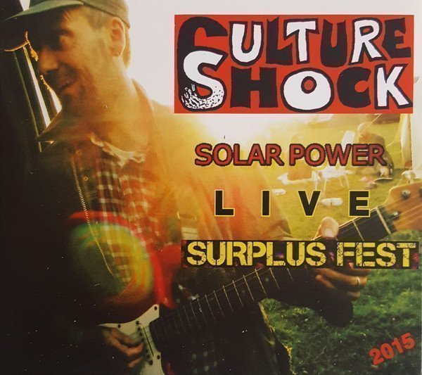 Culture Shock - Solar Power • Live