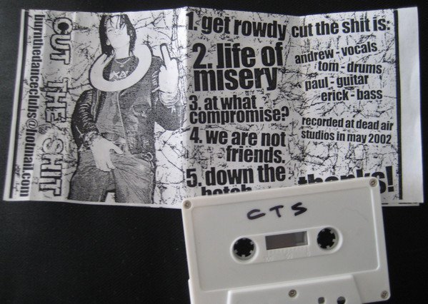 Cut The Shit - Demo