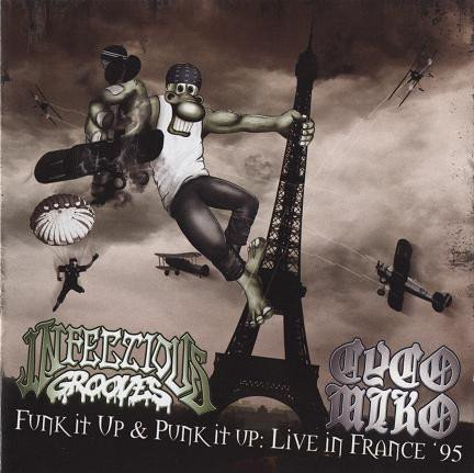 Cyco Miko - Funk It Up & Punk It Up : Live In France