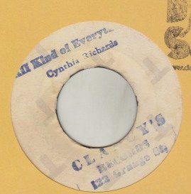 Cynthia Richards - All Kind Of Everything