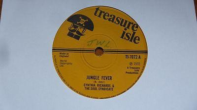 Cynthia Richards - Clean Up Woman / Jungle Fever