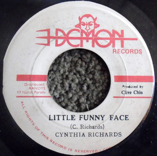 Cynthia Richards - Little Funny Face