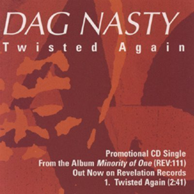 Dag Nasty - Twisted Again