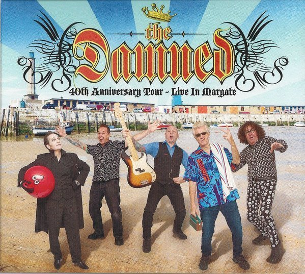 Damned - 40th Anniversary Tour - Live In Margate