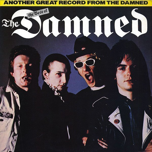 Damned - Another Great Record From The Damned: The Best Of The Damned