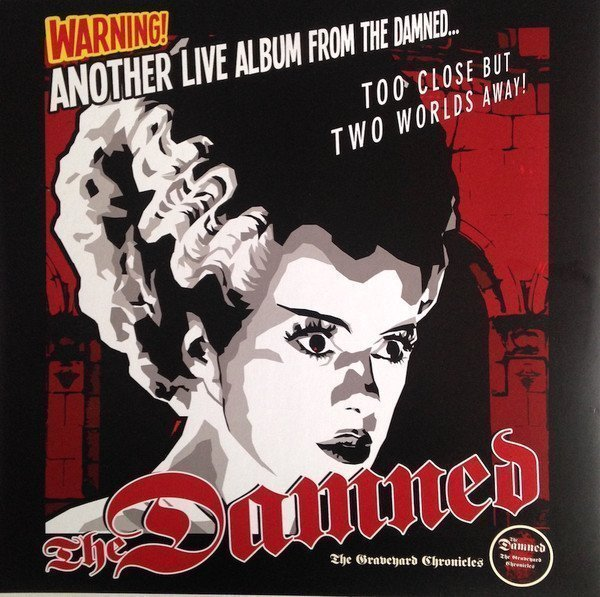 Damned - Another Live Album From The Damned