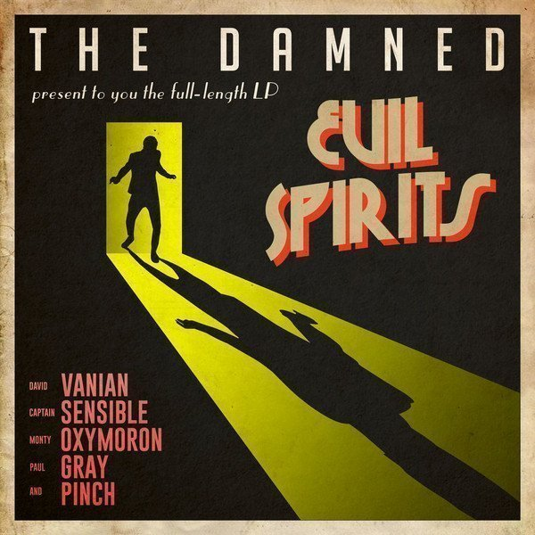 Damned - Devil In Disguise