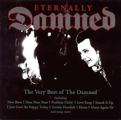 Damned - Eternally Damned: The Very Best Of The Damned