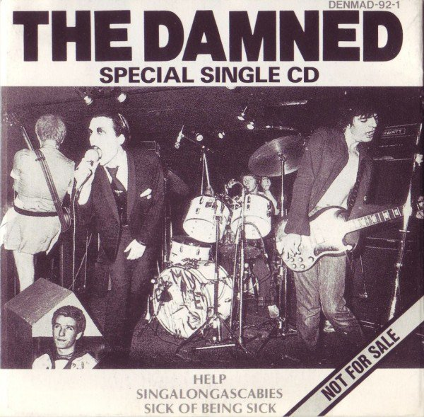 Damned - Help