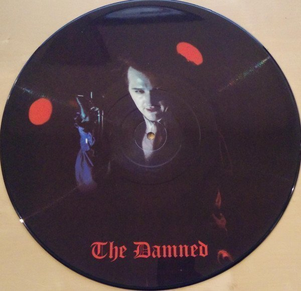 Damned - Interview Picture Disc