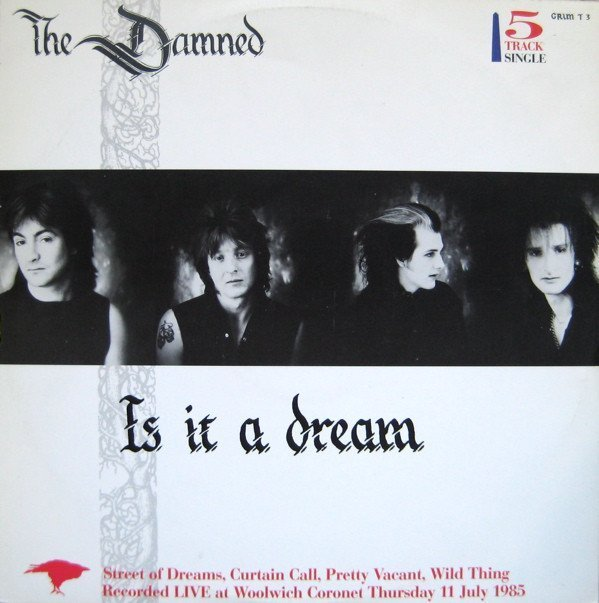 Damned - Is It A Dream