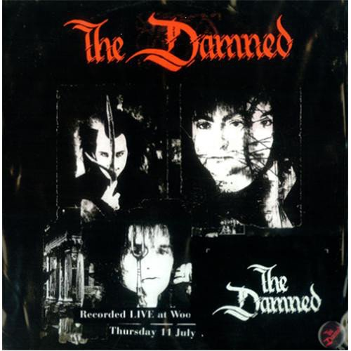 Damned - Live At Woolwich Coronet