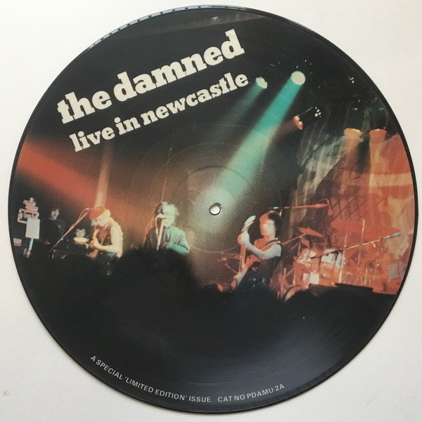 Damned - Live In Newcastle