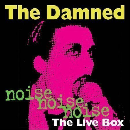 Damned - Noise Noise Noise (The Live Box)