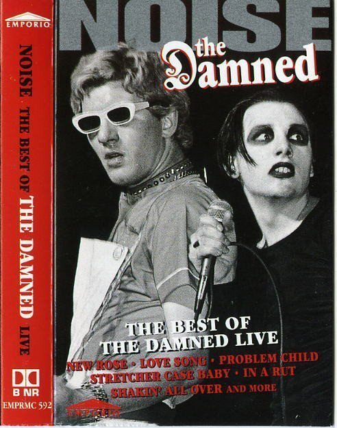 Damned - Noise: The Best Of The Damned Live